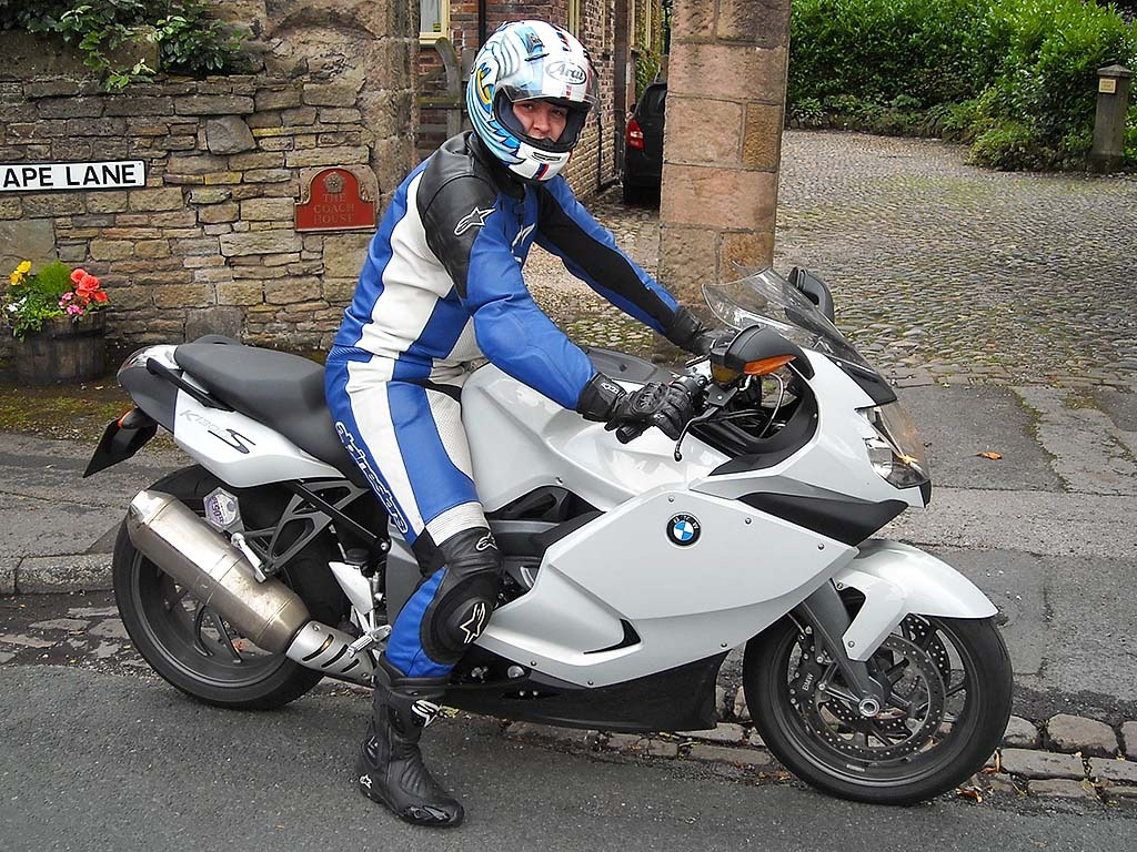 Cavturbo S Motorcycle Blog Bmw K1300s