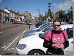 Helen at Barnard Castle