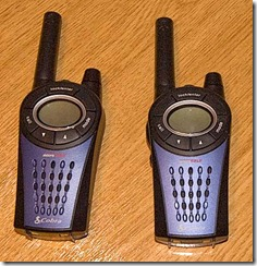 Cobra 975 Radios