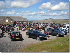 Busy Hartside Cafe