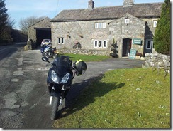 Tearooms @Horton in Ribblesdale