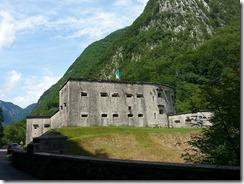 Kluze Fortress
