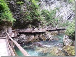Walkway @Vintgar Gorge