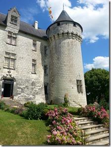 Chateau de la Motte d'Usseau