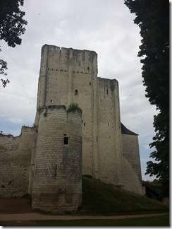 Castle Loches Donjon