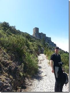 Du Chateau de Queribus