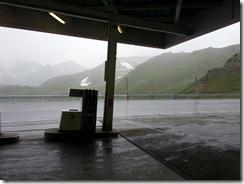 Andorra petrol station