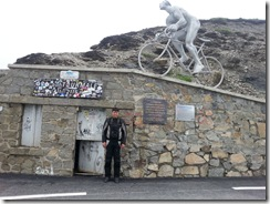 Col du Tourmalet Summit