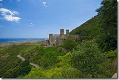 Monastery Sant Pere de Rhodes