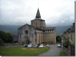 St Savin Abbey
