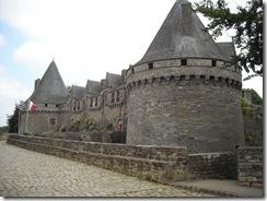 Pontivy Castle
