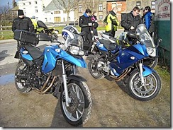 Bikes @Glasson Dock