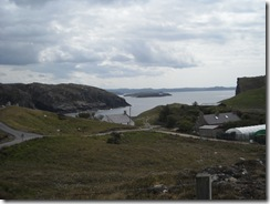 View from Roy's Bench (Scourie)