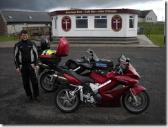 Journeys End Cafe - John o'Groats