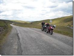 A836 South of Altnaharra