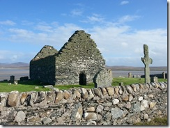 Kilnave Chapel & Cross
