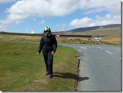 Helen@ Ribblehead Viaduct